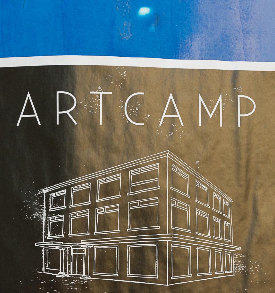 Das Artcamp in der Dete läuft noch bis zum 3. August.