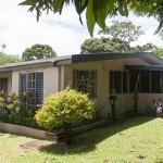 Unser Haus in Suva.