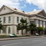 Die Suva City Carnegie Library.