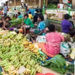 Auf dem Markt von Suva.