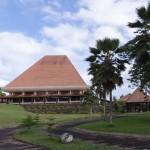 Das Parlament der Fidschi-Inseln.