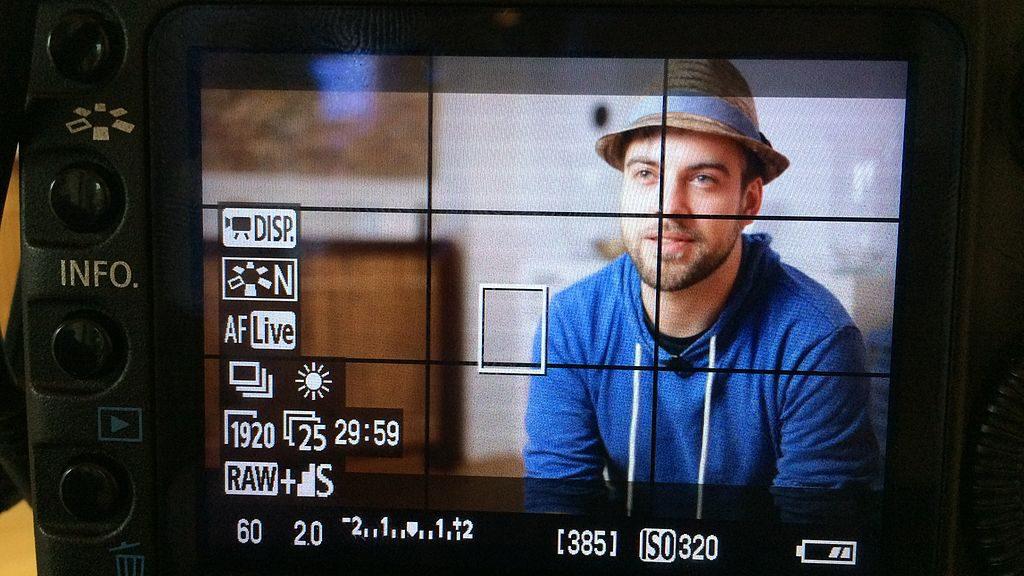 Macchrissli, Interview Monitor Grid, CC BY-SA 4.0