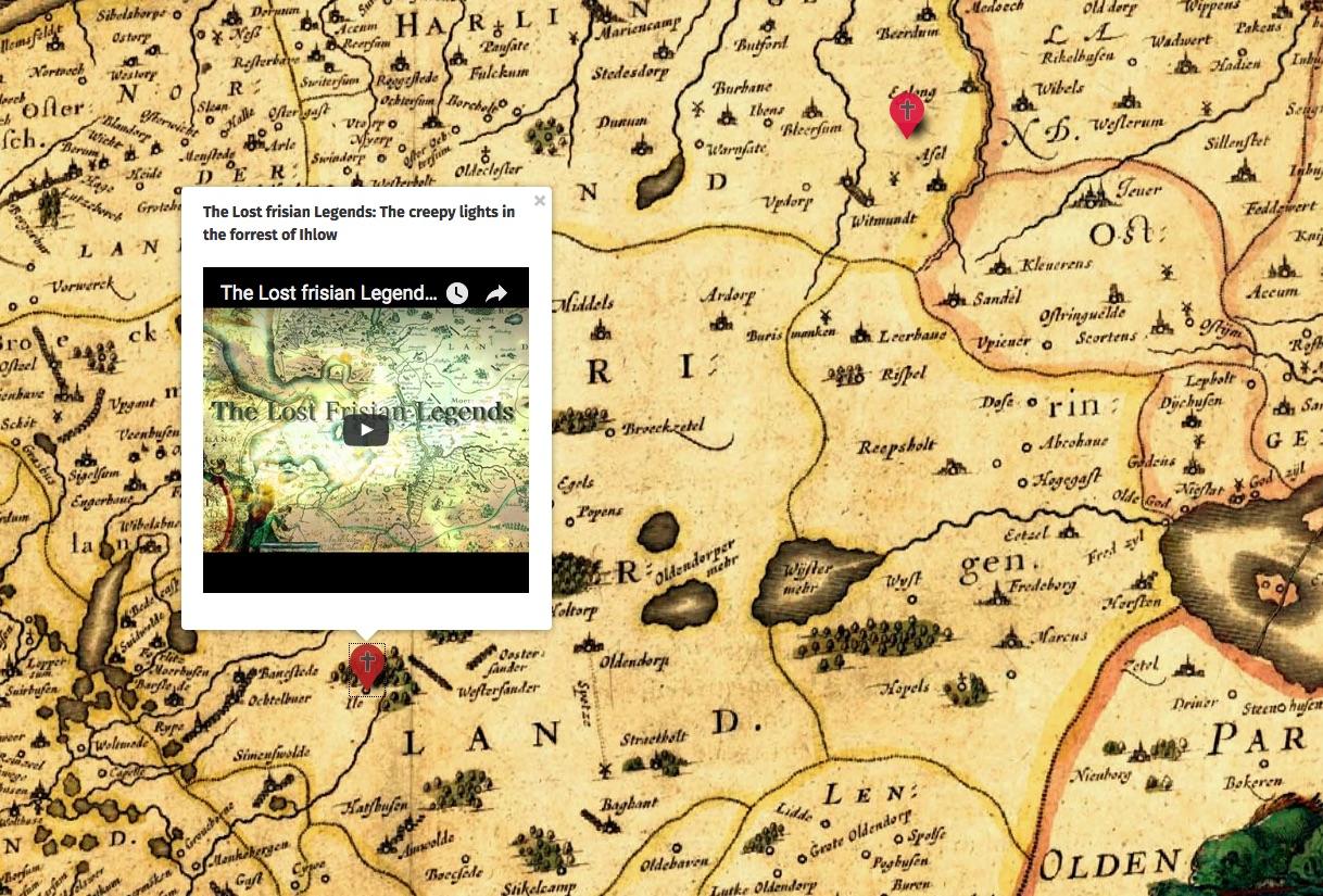 Interaktive Karten auf Basis eigener Pläne erstellen mit uMAP