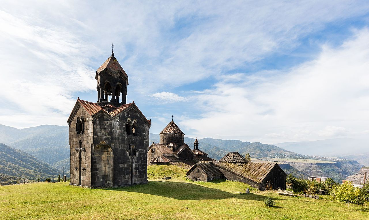 Bild: Diego Delso, Monasterio de Haghpat, Armenia, 2016-09-30, DD 17, CC BY-SA 4.0