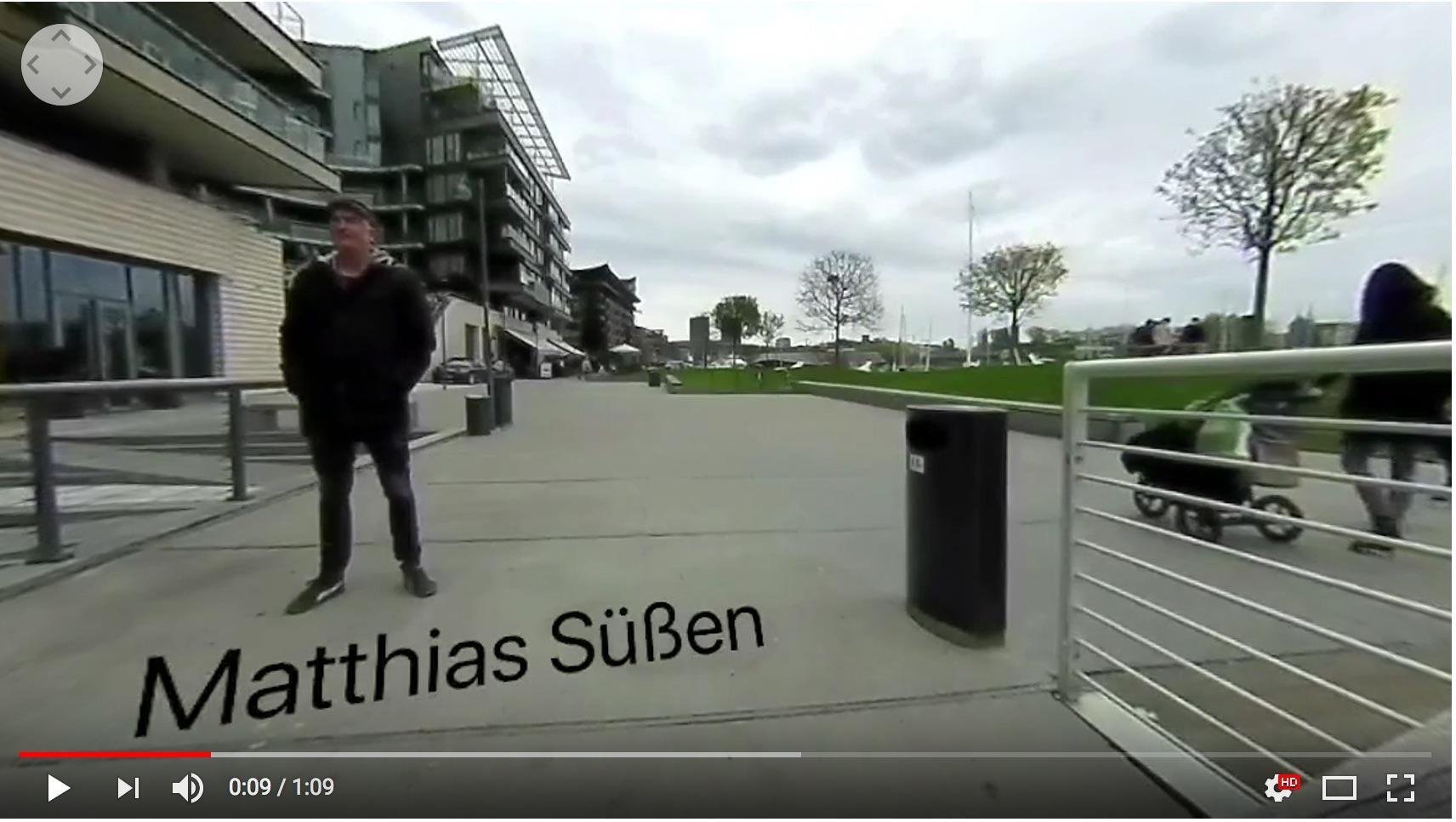 Storytelling in 360 Grad – ein Ratgeber von Matthias Süßen