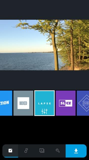 Mit der App Quick von GoPro kannst Du aus mehreren Vorlagen tolle Videos erstellen – alles mit nur wenigen Klicks.